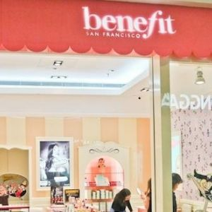 Brow Bar at Benefit Cosmetics Indonesia