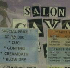 Gaya Salon