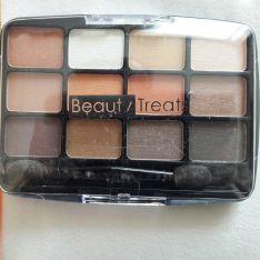 Beauty Treats 12 Color Eyeshadow