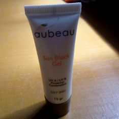 Aubeau Sun Block Gel