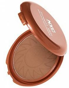 New York Color Smooth Skin Bronzing Face Powder