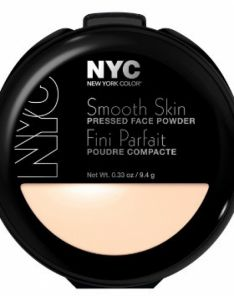 New York Color Smooth Skin Pressed Face Powder
