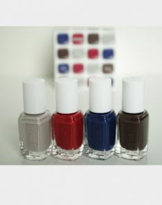 Essie Mini Four Pack