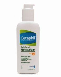 Cetaphil Daily Facial Moisturizer SPF15