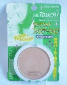 Daiso Ellefar Silk Touch Foundation