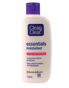 Clean And Clear Oil Control Moisturizer