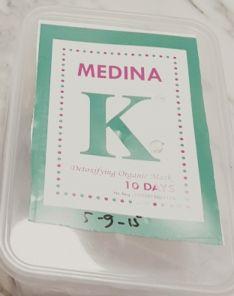Medina organic Kefir Mask