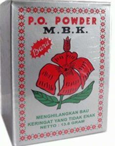 MBK PO Powder