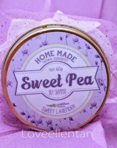 Sweet Pea Dry Shampoo