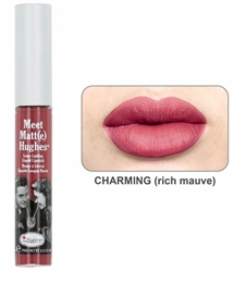 The Balm Meet Matt(e) Hughes Long-Lasting Liquid Lipstick