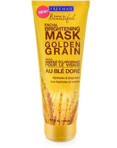 FREEMAN Golden Grain Facial Brightening Mask