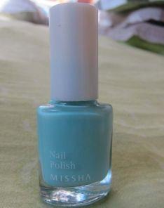 Missha The style nail polish