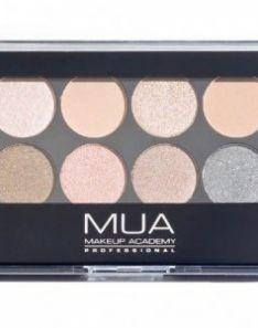 MUA Makeup Academy Undressed Palette