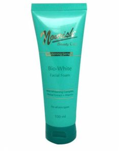 Nourish Beauty Care Bio White Facial Foam