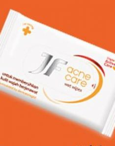 JF Sulfur Acne Care Wet Wipes