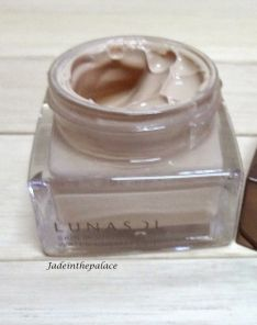 Lunasol Skin Modelling Water Cream Foundation