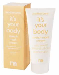 Mothercare Its Your Body Stretch Mark Cream