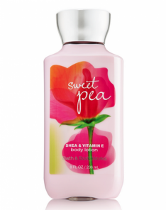 Bath and Body Works Sweet Pea Body Lotion