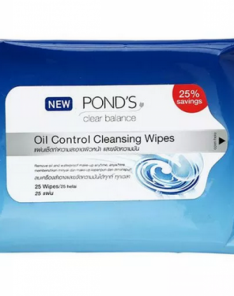 Pond's Complete Solution Oil Control Cleansing Wipes