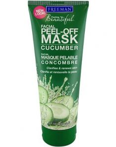 FREEMAN Feeling Beautiful Cucumber Peel-Off Mask