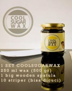 Cool Sugar Wax Waxing Kit