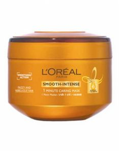 L'Oreal Paris Hair Smooth Intense One-Minute Caring Mask