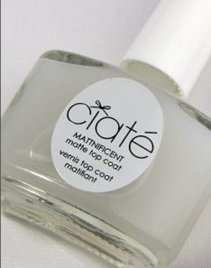 Ciate Matte Top Coat
