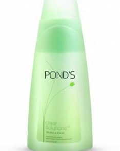 Pond's Clear Solutions Shake & Clean