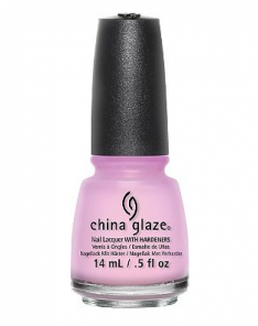 China Glaze Road Trip Nail Lacquer with Hardeners
