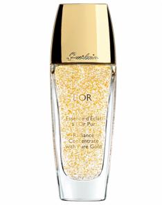Guerlain L'or Pure Gold Radiance Make Up Base