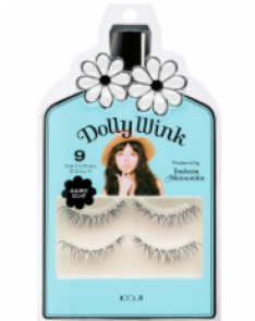 Dolly Wink False Eyelashes No.9 Natural Dolly