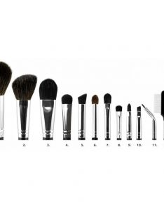 Coastal Scents 12 Piece Brush Set