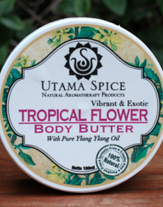 Utama Spice Tropical Flower Body Butter