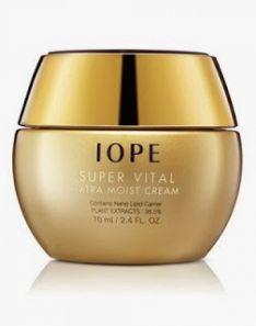 IOPE Super Vital Extra Moist Cream