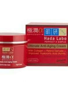 Hada Labo Gokujyun Alpha Ultimate Anti Aging Cream