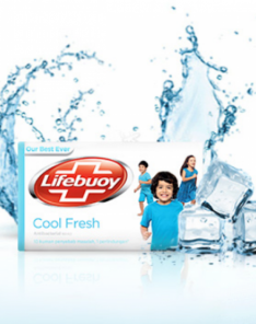 Lifebuoy Cool Fresh Soap Bar