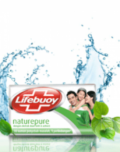 Lifebuoy Nature Pure Soap Bar