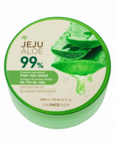 The Face Shop Jeju Aloe 99