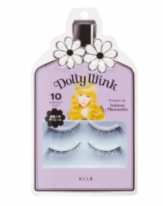 Dolly Wink False Eyelashes No.10 Sweet Cat