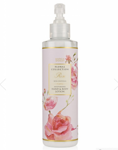 Marks & Spencer Rose Moisturising Hand & Body Lotion