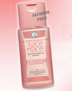 Face on Face Nourishing Makeup Remover