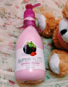Watsons Superfruits Quenching Body Lotion
