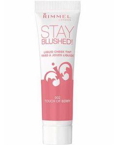 Rimmel Stay Blushed Liquid Cheek Tint