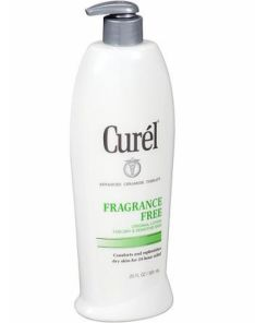 Curel Curel Fragrance Free Original Lotion for Dry and Sensitive Skin