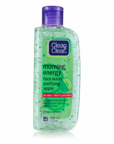 Clean And Clear Facial Cleanser Purifying Apple