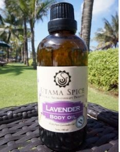 Utama Spice Lavender Body Oil