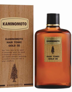 Kaminomoto Hair Tonic Gold