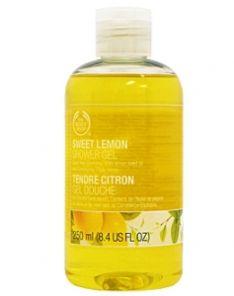 The Body Shop Sweet Lemon Shower Gel