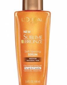 L'Oreal Paris Sublime Bronze Self Tanning Serum