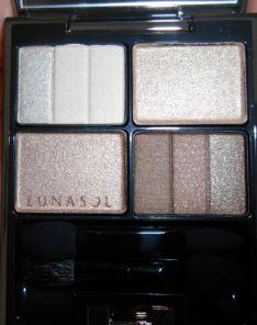 Lunasol 3 Dimensional Eyeshadow Palette